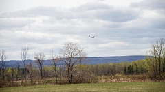 Spring Flight DSN_2413 (iloleo) Tags: collingwood ontario spring landscape plane nature hills nikond7000