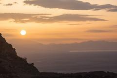 Coucher de soleil (hubertguyon) Tags: iran perse persia asie asia moyen proche orient middle east paysage landscape montagne mountain