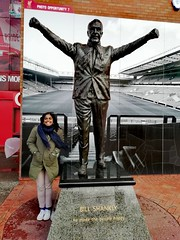 Tania & Bill Shankly