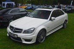 Mercedes-Benz C 63 AMG (CA Photography2012) Tags: hu11amg newbyhallsportscarsinthepark ca photography automotive exotic car spotting automobile vehicle carshow cars