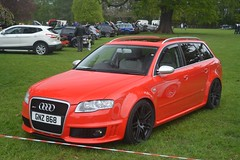 Audi RS 4 Avant (CA Photography2012) Tags: newbyhallsportscarsinthepark ca photography automotive exotic car spotting automobile vehicle carshow cars gnz868