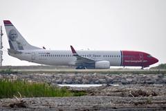 LN-NOC (mduthet) Tags: lnnoc boeing b737 norwegianairshuttle aéroportdenicecôtedazur