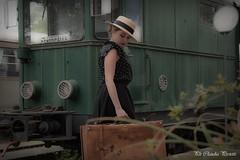 IMG_4880 (Claudia.Proietti.Click) Tags: ferrovia trenino roma