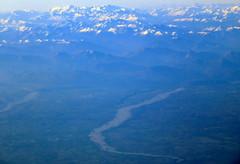 The Tagliamento (oobwoodman) Tags: tagliamento aerial aerien luftaufnahme luftphoto luftbild dxbgva italy italia italie italien alps alpen alpes alpi mountains montagne berge river rivière fluss braidedriver