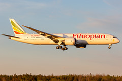 ET-AUO Boeing 787-9 Dreamliner Ethiopian Airlines (Andreas Eriksson - VstPic) Tags: etauo boeing 7879 dreamliner ethiopian airlines 714 from oslo
