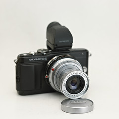 Elmar 50mm f2,8 på Olympus. (mgfoto2011) Tags: phaseoneh20 hasselblad500elx zeisstsonnar150mmf4 proxar digitalback