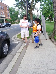 ITA_IDC_SHA_UMDWalksmartRt1_051819_14 (Idle Time Ads) Tags: streetteam publicoutreach itapromotions idletimeadvertising maryland washington dc virginia pedestriansafety sha mdot collegeparkwalksmart universityofmaryland