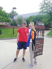 ITA_IDC_SHA_UMDWalksmartRt1_051819_10 (Idle Time Ads) Tags: streetteam publicoutreach itapromotions idletimeadvertising maryland washington dc virginia pedestriansafety sha mdot collegeparkwalksmart universityofmaryland
