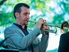 (Pepe Ainsua) Tags: carlosrossi ciclodejazz contenedorcultural jazz kindofbluesexteto málaga uma
