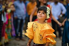 Kid in dreamworld (Anurag Daware) Tags: nikon nikonindiaofficial d850 candid kid child children weddings india incredibleindia