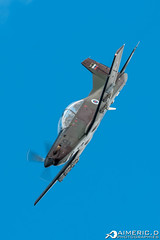 "Pilatus PC-9 - 15. polk vojaškega letalstva ""Slovenian Air Force"" (Aimeric D. Photographies) Tags: avion plane planes spotter airshow riat fairford"