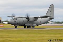 """Alenia C-27J Spartan - Aeronautica Militare """"Italian Air Force"""" (Aimeric D. Photographies) Tags: avion plane planes spotter airshow riat fairford"""