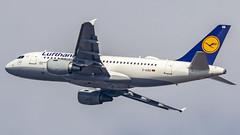 """Lufthansa Airbus A319 D-AIBB """"Aalen"""" Munich (MUC/EDDM) (Aiel) Tags: lufthansa airbus a319 daibb aalen munich canon60d sigma60600"""