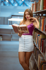 The reading habit !! (pankaj.anand) Tags: 2019 2019portrait uktrain golden hair russian ladki seattle union unitstation universitystationseattle washington sony sonya7iii sonya73 85mm 85mmf18 portrait portraits sonyportraits winters stairs night nightshoot portrait2019 goldenhari goldenhair beautifulladki beautifulindiangirls beautifulgirl beautifulgirlportrait beautiful goldenhairgirl ukrain russiangirl godox godoxflash godoxv860ii cherry cherryblossoms blossoms uw uwquad quadatuw quad university univerysityofwashington denim jeans denimjacket naturallightportrait naturallight redtop whiteshortdress white library public redbra