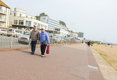 Seaside - Just the two of Us (julieloolibelle15) Tags: hastings 2019 may seaside shootfromthehip streets streetphotography england tradition documentary beach lifestyle summer towns people promenade
