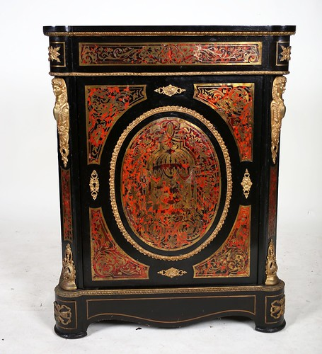 Italian Classical Single Door Cabinet ($504.00)