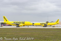 DSC_4101Pwm (T.O. Images) Tags: spirit airlines fll fort lauderdale