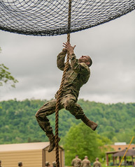 D.C. National Guard (The National Guard) Tags: bestwarrior campdawson homelanddefense nationalguard regionii regioniibestwarrior2019 wvang wvarng wvng westvirginia westvirginiaairnationalguard westvirginianationalguard dc dcng district columbia kingwood unitedstates region ii best warrior competition camp dawson rope climbe competing obstacle ng national guard guardsman guardsmen soldier soldiers airmen airman us army air force united states america usa military troops 2019