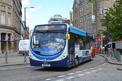 Stagecoach Wright StreetLite 39112 SN18XWZ - Sheffield (dwb transport photos) Tags: stagecoach wright streetlite bus 39112 sn18xwz sheffield