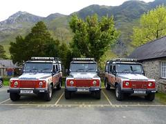Mountain Rescue. Snowdonia National Park Wales UK. (James Holme) Tags: landrover snowdonia snowdonianationalpark uk unitedkingdom 44