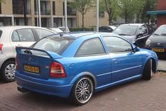 Opel Astra G 2.0 16V OPC 7-2-2000 45-FD-DV (Fuego 81) Tags: opel astra g sport 2000 45fddv onk sidecode6 42pfng tuned tuning