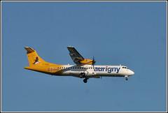 Aurigny G-VZON. (PS_Bus_Driver) Tags: aurigny gvron atr72500 egcc manchesterairport finalapproach