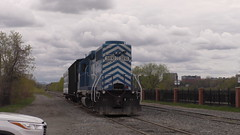 Sherbrooke Switcher (MaineTrainChaser) Tags: trains train cmq quebec