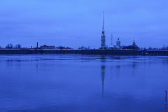 Peter and Paul Fortress (alexey & kuzma) Tags: 2018 fujifilm питер saint petersburg russia peter paul fortress landscape cityscape river citadel xt20
