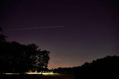 ISS Over Dorothea Dix Park (alloyjared) Tags: spotthestation iss nasa internationalspacestation raleigh