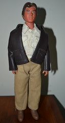 Kenner Indiana Jones  Rescue (trev2005) Tags: kenner indiana jones doll action figure 12 inch vintage