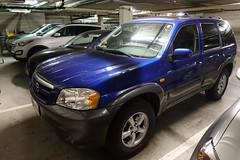 2005 Mazda Tribute S (D70) Tags: 2005 mazda tribute s suv northvancouverdistrict britishcolumbia canada