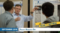 September 2018 - Faculty Research Day (hofstrauniversity) Tags: hofstrauniversity year review 2018 2019