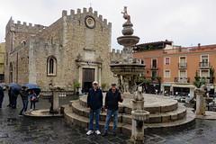 0404-29 Taormina (Travelmonkeys) Tags: april europe italy 2019 church taormina sicily