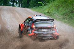 #78 Wallingford-Junnila 2016 FordFiestaRS-5 (rickstratman26) Tags: ford fiesta rally car cars racecar racecars racing motorsport motorsports sofr southern ohio forest