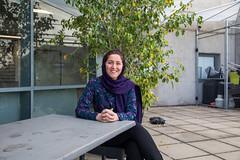 PROFILE: Zahra Jadidi (QUT Science and Engineering Faculty) Tags: qut sef sblock eecs schoolofelectricalengineeringandcomputerscience womeninstem outside