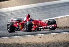 Ferrari F1 @ Laguna Seca 2019 (Dennis Schrader Photography) Tags: shotby d500 grandprix 200500mm56nikon monterey formula1 f1 dennisschrader dennisschraderphotography ferrarichallenge weathertechraceway ferrari cars california mazdaraceway 2019 nikon lagunaseca unitedstatesofamerica