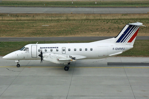F-GMMU Embraer EMB-120RT Brasilia Régional Airlines cn 253