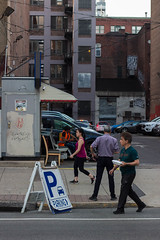 Walking through Chinatown (phillyfamily) Tags: chinatown philadelphia philadelphie parking étatsunis