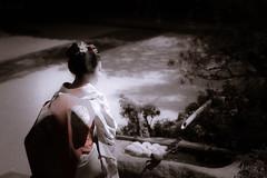 Maiko_20190409_121_29 (Maiko & Geiko) Tags: 20190409 myokenji temple kanohisa kyoto maiko 舞妓 妙顕寺 叶久 京都 叶家 kanoya ksumika
