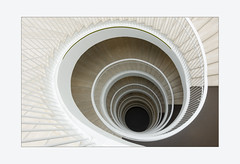 Swirl (gerla photo-works) Tags: treppe treppenhaus stairs staircase white