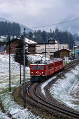 20020926-009 Rhätische Bahn (Wim van der Ent) Tags: rhätischebahn rhb davos graubünden zwitserland dieschweiz