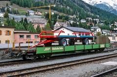 20020926-022 Rhätische Bahn (Wim van der Ent) Tags: rhätischebahn rhb samedan graubünden zwitserland dieschweiz
