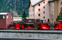 20020926-019 Rhätische Bahn (Wim van der Ent) Tags: rhätischebahn rhb samedan graubünden zwitserland dieschweiz