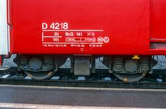 20020926-013 Rhätische Bahn (Wim van der Ent) Tags: rhätischebahn rhb klosters graubünden zwitserland dieschweiz