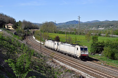 E483 021+ E483 022 APS/Serfer (Maurizio Boi) Tags: aps serfer mercitaliarail e483 cargo treno train zug rail railway railroad eisenbahn locomotiva locomotive italy