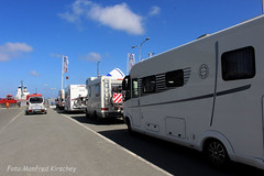 Warten-an-der-Fähre nach Sylt (manfredkirschey) Tags: rømø römö nordsee insel impressionen dänemark danmark urlaub unterwegs reise reisebericht
