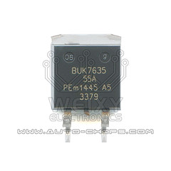 BUK7635-55A commonly used vulnerable driver chips for electronic contorl board (www.auto-chips.com) Tags: buk763555a commonly used vulnerable driver chips for electronic contorl board httpswwwautochipscombuk763555acommonlyusedvulnerabledriverchipsforelectroniccontorlboardp0329html