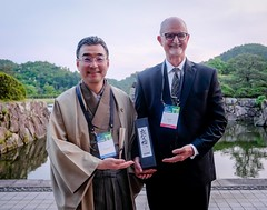 GLF Kyoto 2019 (Global Landscapes Forum) Tags: people climatechange mitigation discuss event glf2019kyoto human humanbeing humanbeings humans person kyoto kinkiregion japan