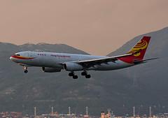 Hong Kong Airlines Cargo Airbus A330-243F B-LNZ (EK056) Tags: hong kong airlines cargo airbus a330243f blnz chek lap kok airport