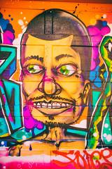 I guess (Thomas Hawk) Tags: america bayarea california mission missiondistrict sf sfbayarea sanfrancisco usa unitedstates unitedstatesofamerica westcoast graffiti